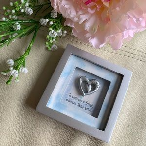 💕5 for $10! Cutest friends shadow box pic frame